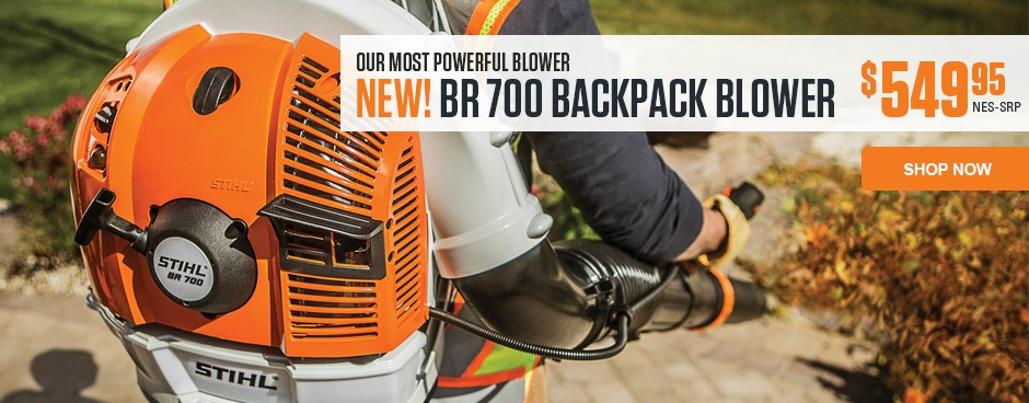 BR 700 Backpack Blower
